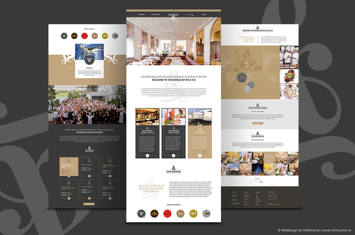 Responsive Webdesign für DO und CO von Studio Stilhouette