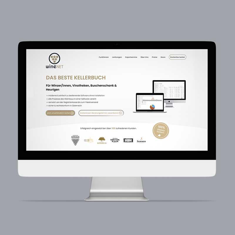 Webdesign für Studio Stilhouette
